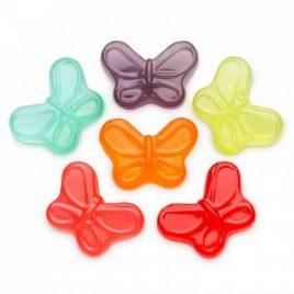 Gummy Butterflys